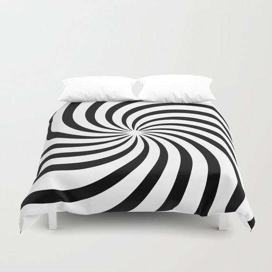 You Are Getting Sleepy Duvet Cover