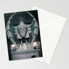 The Eagle from the Hello H5 exposition at la Gaité Lyrique. Stationery Cards