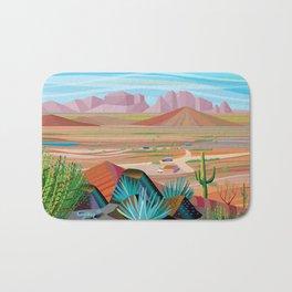 La Pimeria, West Phoenix Bath Mat