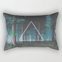 Forest of Wisdom Rectangular Pillow