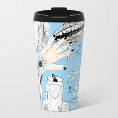 Scribbles  Travel Mug