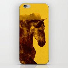 Proud Stallion iPhone & iPod Skin