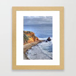 Southern California Framed Art Print