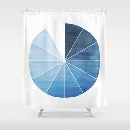 Continuum Shower Curtain