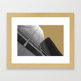 57th St. Framed Art Print
