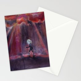 Out of Nowhere Stationery Cards