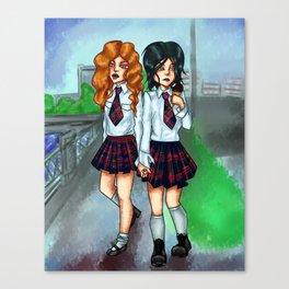 t.A.T.u. Canvas Print