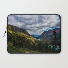 The valley and beyond Laptop Sleeve