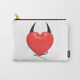 Devilish heart Carry-All Pouch