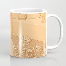 Flower Bath 10 (censored version) Mug