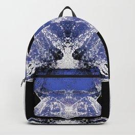 Indigo Mandala-Third Eye Chakra Backpack
