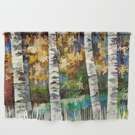 Enchanted Forest Wall Hanging
