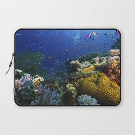 Coral Sea Photo Print Laptop Sleeve