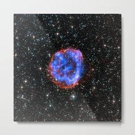 Chandra X Ray Observatory Metal Print