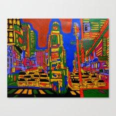 NY Canvas Print
