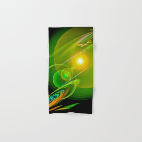 Abstract Perfection 58 Hand & Bath Towel