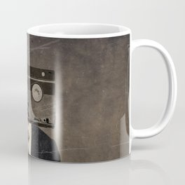 Faces of the Past: VHS Coffee Mug