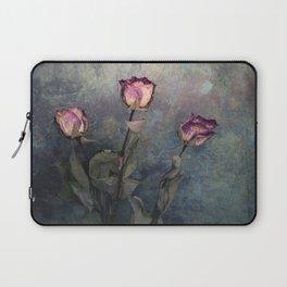 Three Dried Roses III Laptop Sleeve