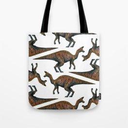 Lambeosaur Tote Bag