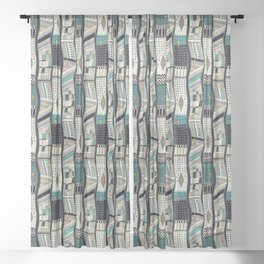 FLOD Sheer Curtain