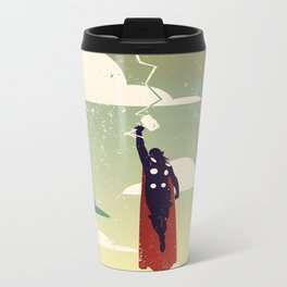 SON OF THE ODIN Metal Travel Mug