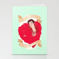 kendrawcandraw Stationery Cards featuring I am a Diva by kendrawcandraw