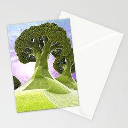 Broccoli Planet Stationery Cards