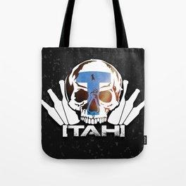 TahitianSURVIVOR -BLACK EDITION- Tote Bag