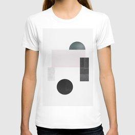 Black ball T-shirt