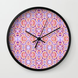 Kaleidoscope Joy Wall Clock