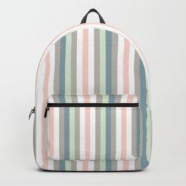 Spring Stripes Backpack