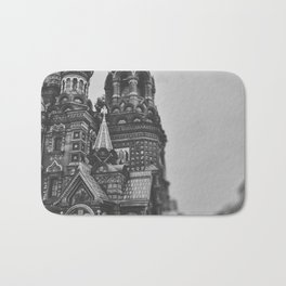 St Petersburg Bath Mat