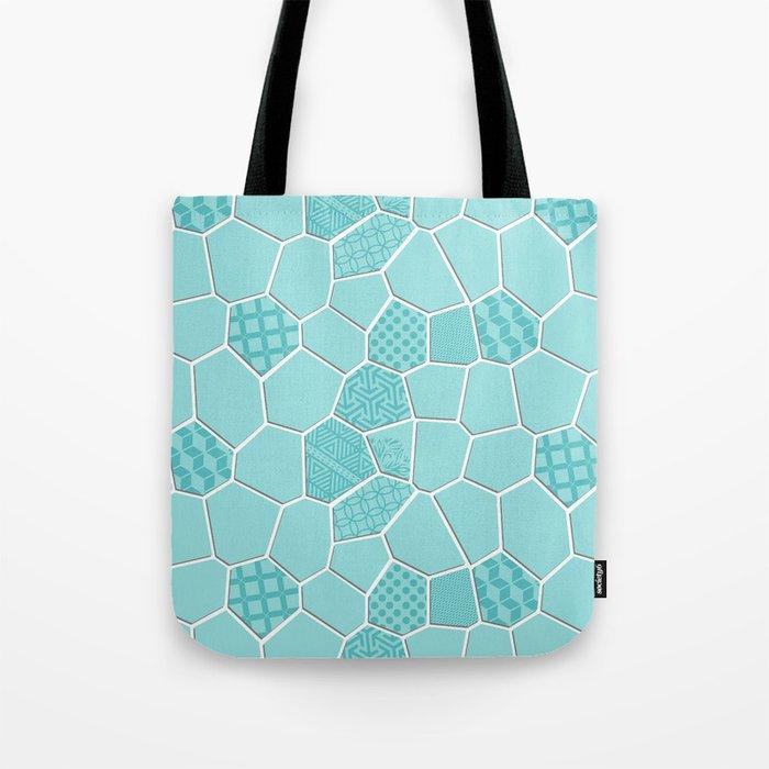 Trencadis Barcelona - Limpet Shell Tote Bag