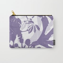 BC lila silhouette Carry-All Pouch