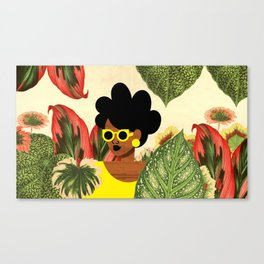 Bayou Girl II Canvas Print