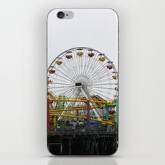 Santa Monica Pier iPhone & iPod Skin