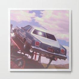 Pontiac Grand Prix Metal Print