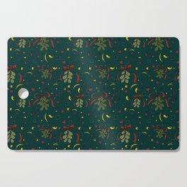 Mistletoe Cutting Board