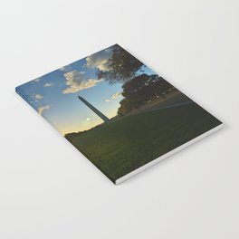 Monument Sunset Notebook