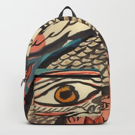 Ourobouric Echoes Backpack