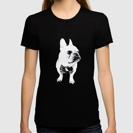 George the cutest French Bulldog T-shirt
