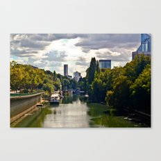 Neuilly-sur-Seine Canvas Print