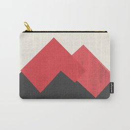 Volcano Pastel Mountains II Carry-All Pouch