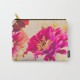 Floral 16 Carry-All Pouch