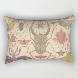 Entomologist's Wish Rectangular Pillow
