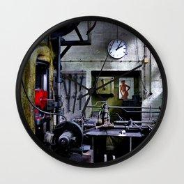 Men's World ...  Workplace Wall Clock