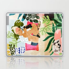 Miss Blogger Laptop & iPad Skin