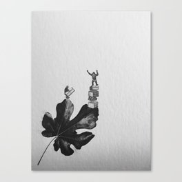 """Higher"" Canvas Print"