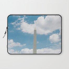 Washington Monument Laptop Sleeve
