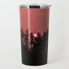 Red Sun Travel Mug